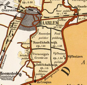 hoekwater_polderkaart_-_polders_bij_haarlem-wikipedia