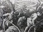 Eendenvangst met treknetten en musketten